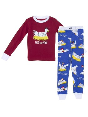 Product Image Lazy One Hit the Hay Cotton Pajamas for Toddlers and Kids  Size 2T b5c51d75e