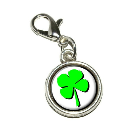 Four Leaf Clover - Irish Bracelet -
