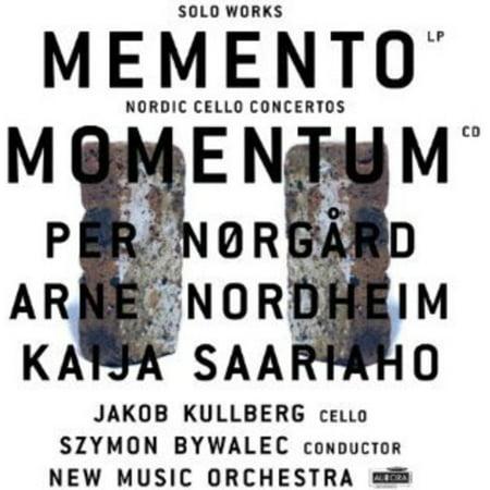 Momentum  Nordic Cello Concertos