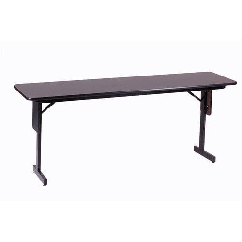 Correll, Inc. 72'' Rectangular Folding Table