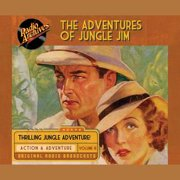 The Adventures of Jungle Jim, Volume 8 - Audiobook