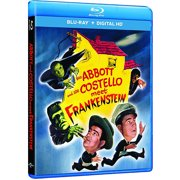Abbott And Costello Meet Frankenstein (Blu-ray + Digital HD) (Full Frame) by Universal