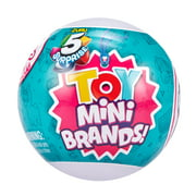 5 Surprise Toy Mini Brands Capsule Collectible Toy by ZURU