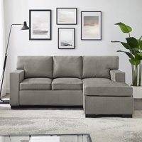 Bradford Reversible Sectional, Multiple Colors