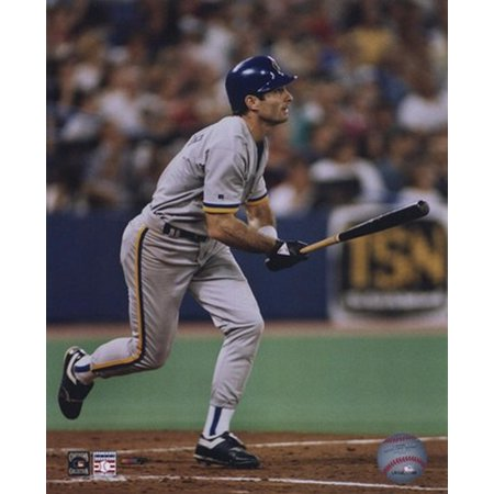 (Paul Molitor - Batting Action Sports Photo)