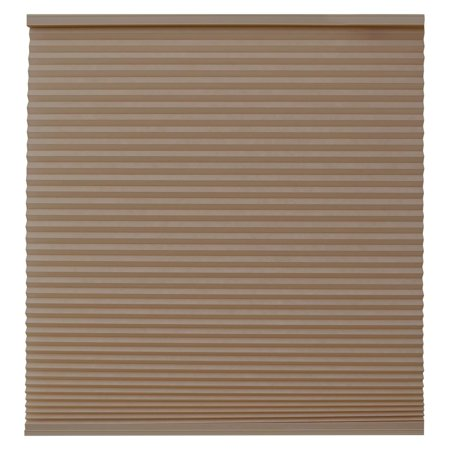 Keystone Fabrics  Light Filtering Cordless Celluar Shade Chestnut 18 to 30 inch wide x 48 inch (Wide Shades)