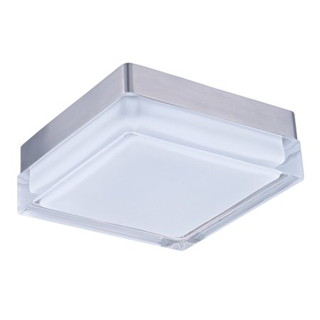 Led Flush Mount Satin (Maxim Lighting Illuminaire - 7