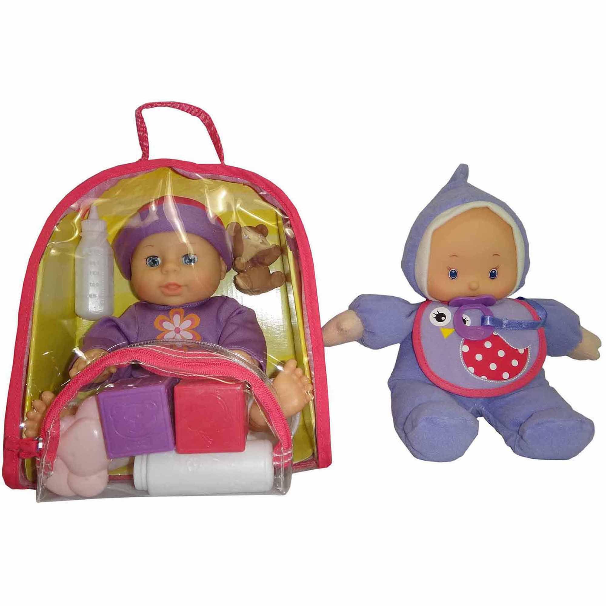 2a986c857060 My Sweet Love Backpack Baby - Walmart.com