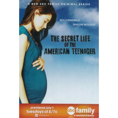 The (TV) Secret Life of the American Teenager Movie Poster (11 x