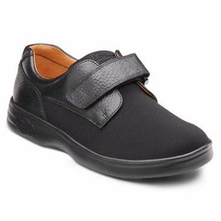 Dr. Comfort Annie-X Women's Casual Shoe: 8.5 Medium (M/D) Black (Best Dr. Comfort Ortho Shoes Women)
