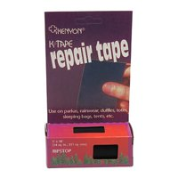 Chinook Ripstop Repair Tape Black