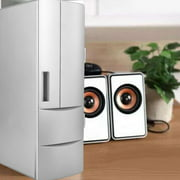 LHCER USB Frideg Small Fridge Freezer, Mini Fridge Freezer, Car Or Office Boat For Home