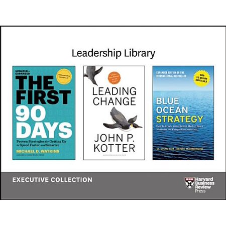 Harvard Business Review Leadership Library: The Executive Collection (12  Books) - eBook
