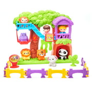 Kid Connection Zoo Play Set, 20 Pieces