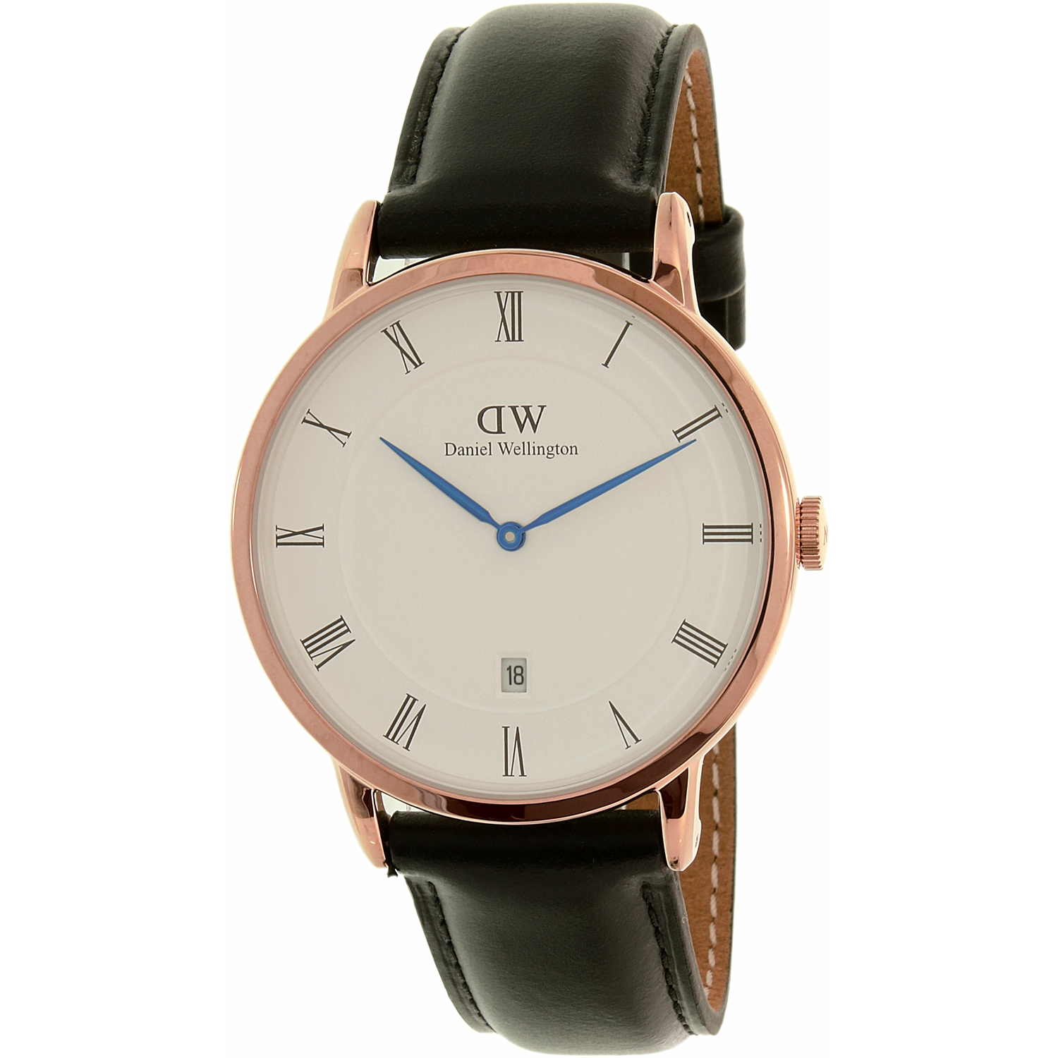 Daniel Wellington Men's Dapper Watch Quartz Mineral Crystal 1101DW