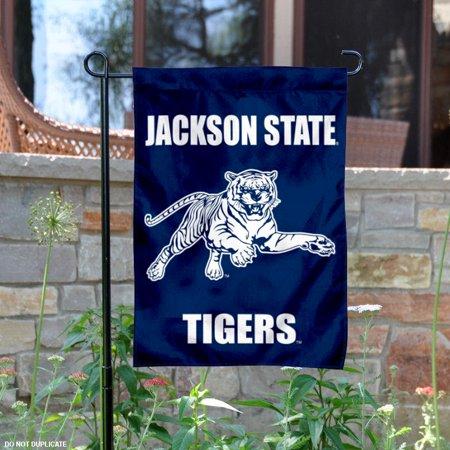 Missouri Tigers Garden Flag (Jackson State Tigers 13