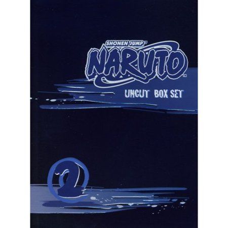 Frame Box Set (Naruto: Uncut Box Set, Vol.2 (Full Frame))