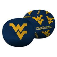"NCAA West Virginia Mountaineers, 11"" Cloud Pillow, 1 Each"