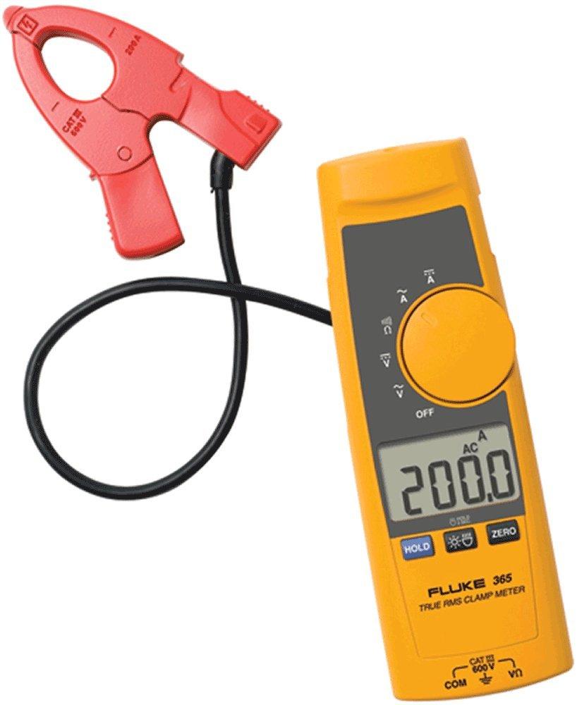 TPI 265 Digital Clamp Meter with Digital Multimeter Functions DC ...