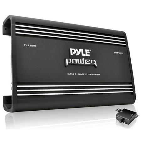 Pyle 3100 Watts Class D Amplifier