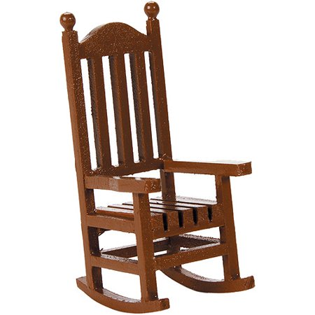 Princess Mini Rocker (Timeless Minis Miniature Furniture: Mini Rocking)