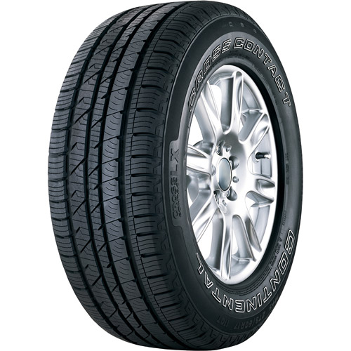 Continental CrossContact LX Light Truck and SUV Tire 255/70R15