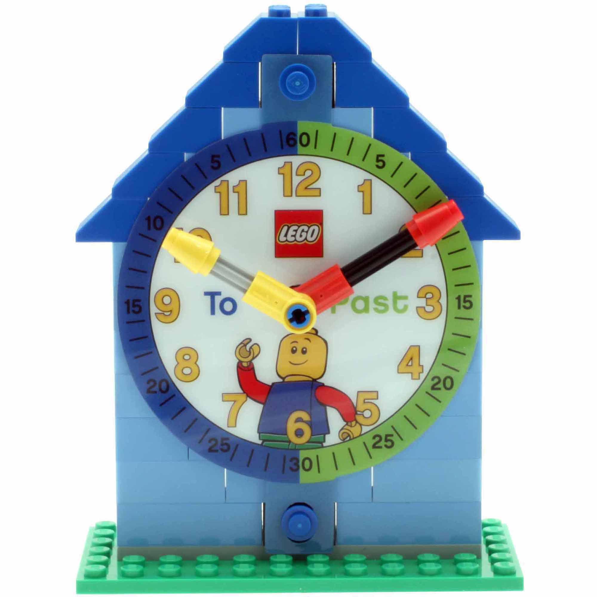 LEGO Boy Time Teacher Kids' Interchangeable Links Minifigure Watch ...