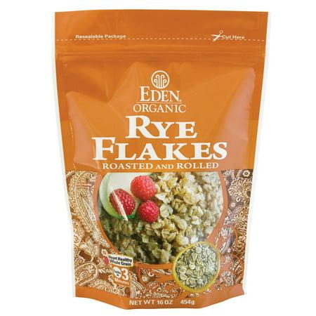 Eden Foods Eden Organic Rye Flakes, 16 oz