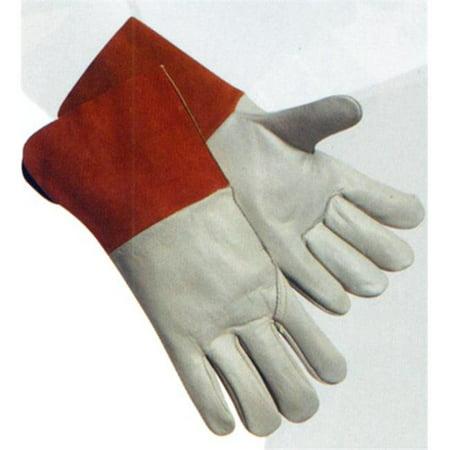 Tig Welders Glove (7114Tag M Mig/Tig Welders Glove-Grain Leath, Liberty Gloves Inc., EACH, PR,)