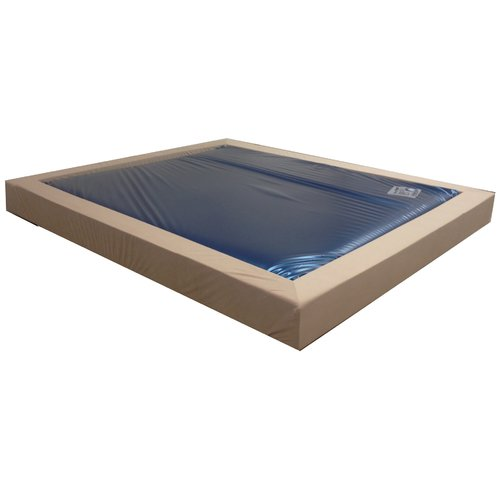 Strobel Mattress Sof-Frame Top-Only 9'' Waterbed Mattress