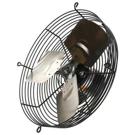 DAYTON 1HKL4 Exhaust Fan,12 In,115V,828 CFM