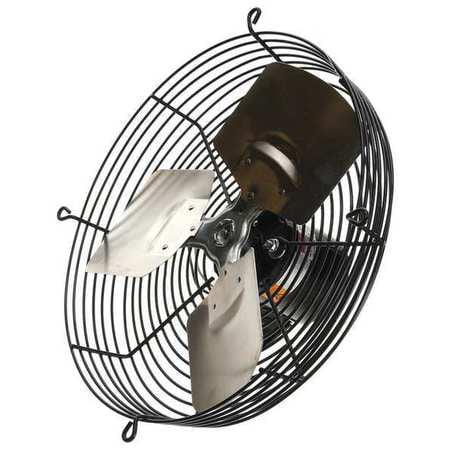 Exhaust Fan,12 In,115V,828 CFM DAYTON 1HKL4