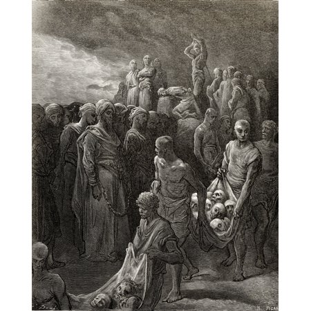 Richard The Lion Heart Massacres Captives In Reprisal For Saladin S Slowness In Sending Him 200 000 Dinars And The True Cross Canvas Art   Ken Welsh  Design Pics  26 X 34