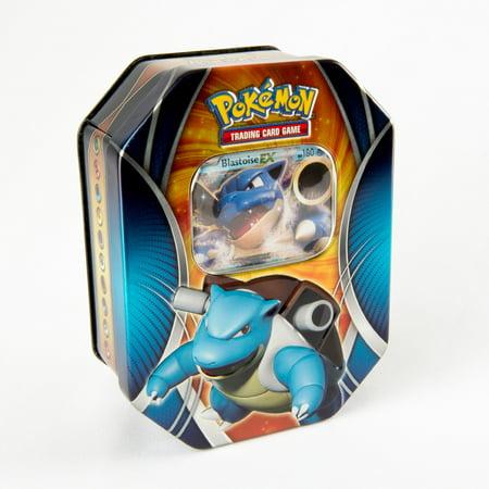 Pokemon Toy Tin Version 2 Trading Cards (Austin Trading Company)