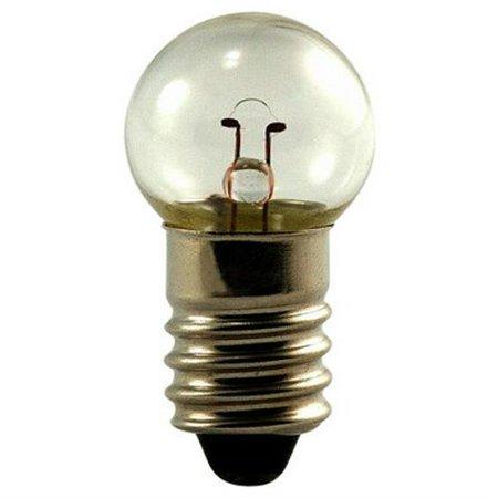 Eiko 502, 5.1V .15A G4-1/2 Miniature Screw Base Light Bulb (Pack of 1)