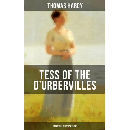TESS OF THE D'URBERVILLES (Literature Classics Series) -