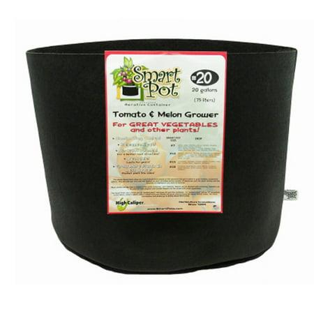 HIGH CALIPER GROWING INC 11020RT 20GAL Black Tomato Grower ()