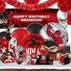 Ninja Warrior 8-Guest Party Pack