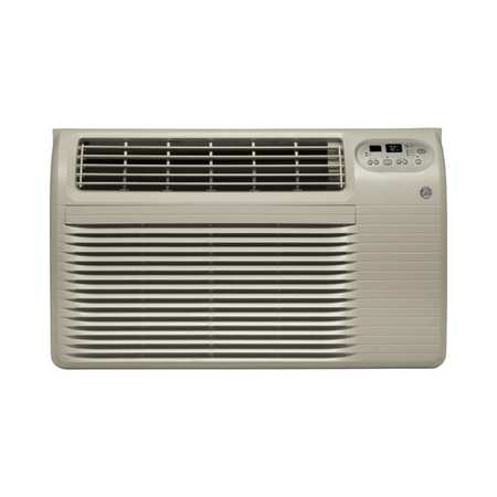 GE Wall Air Con,115V,Cool Heat,EER9.4 AJEQ08ACF