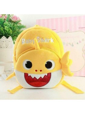 02a90467881 Product Image BABY SHARK BACKPACK PLUSH CARTOON ANIMAL BAG FOR CHILDREN  SCHOOLS KIDS BAG - BLUE