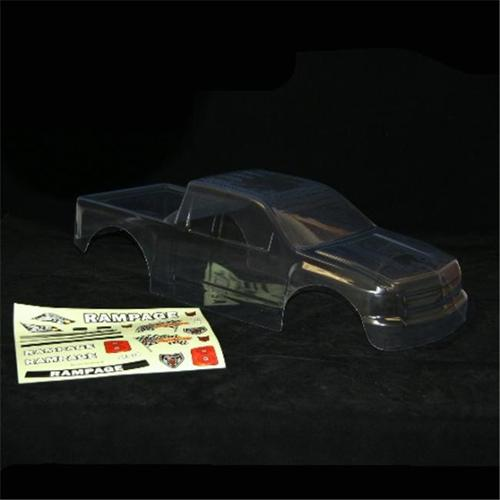 Redcat Racing 50901-Clear . 20 Truck Body Clear