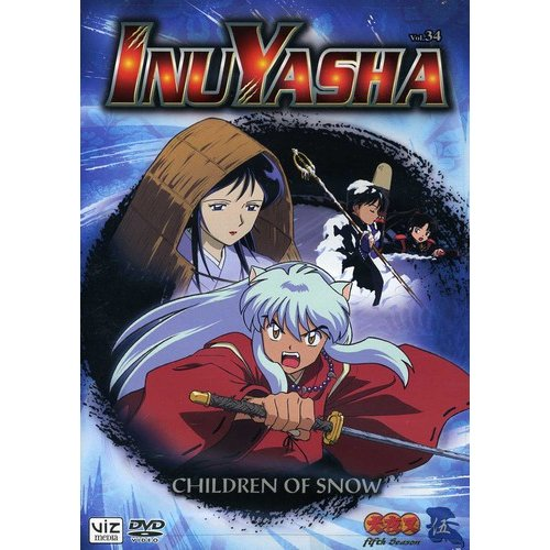 InuYasha, Vol.34: Children Of Snow