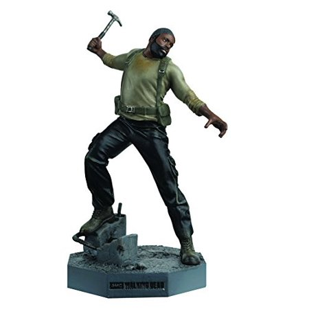 eaglemoss the walking dead collector's models: tyreese williams