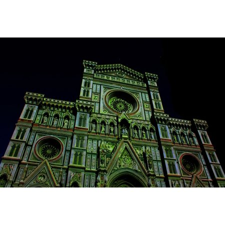 Laminated Poster Florence Architecture City Italy Artist Cathedral Poster Print 11 x 17](Party City Florence)