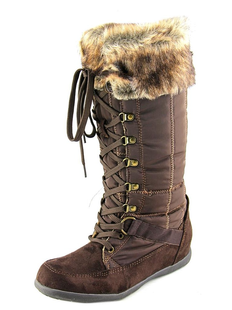 Zigi Soho Madalyn Women Round Toe Snow Boots by Zigi Soho