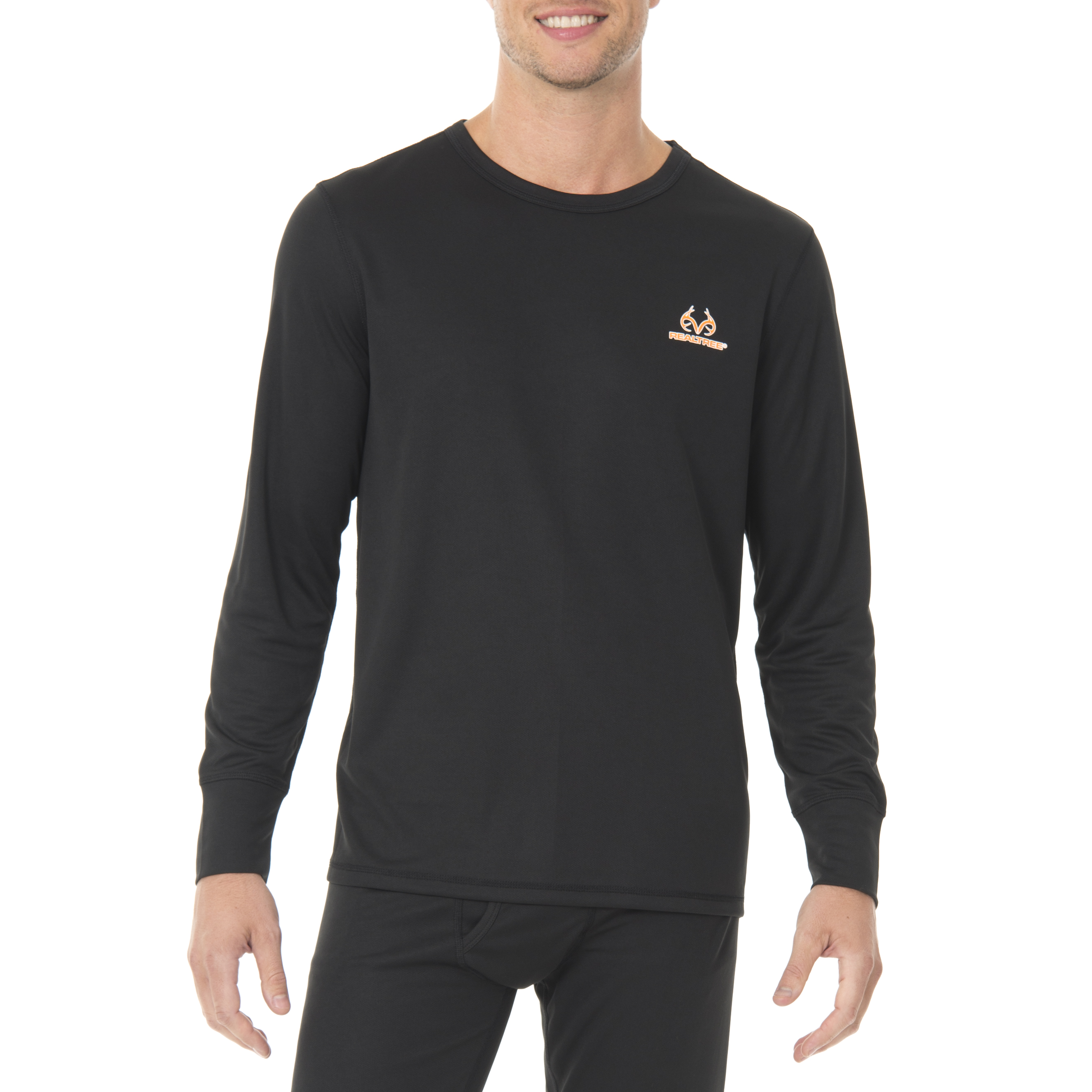 Men's Performance Baselayer Thermal Top by IVORY DIV OF INTRADECO