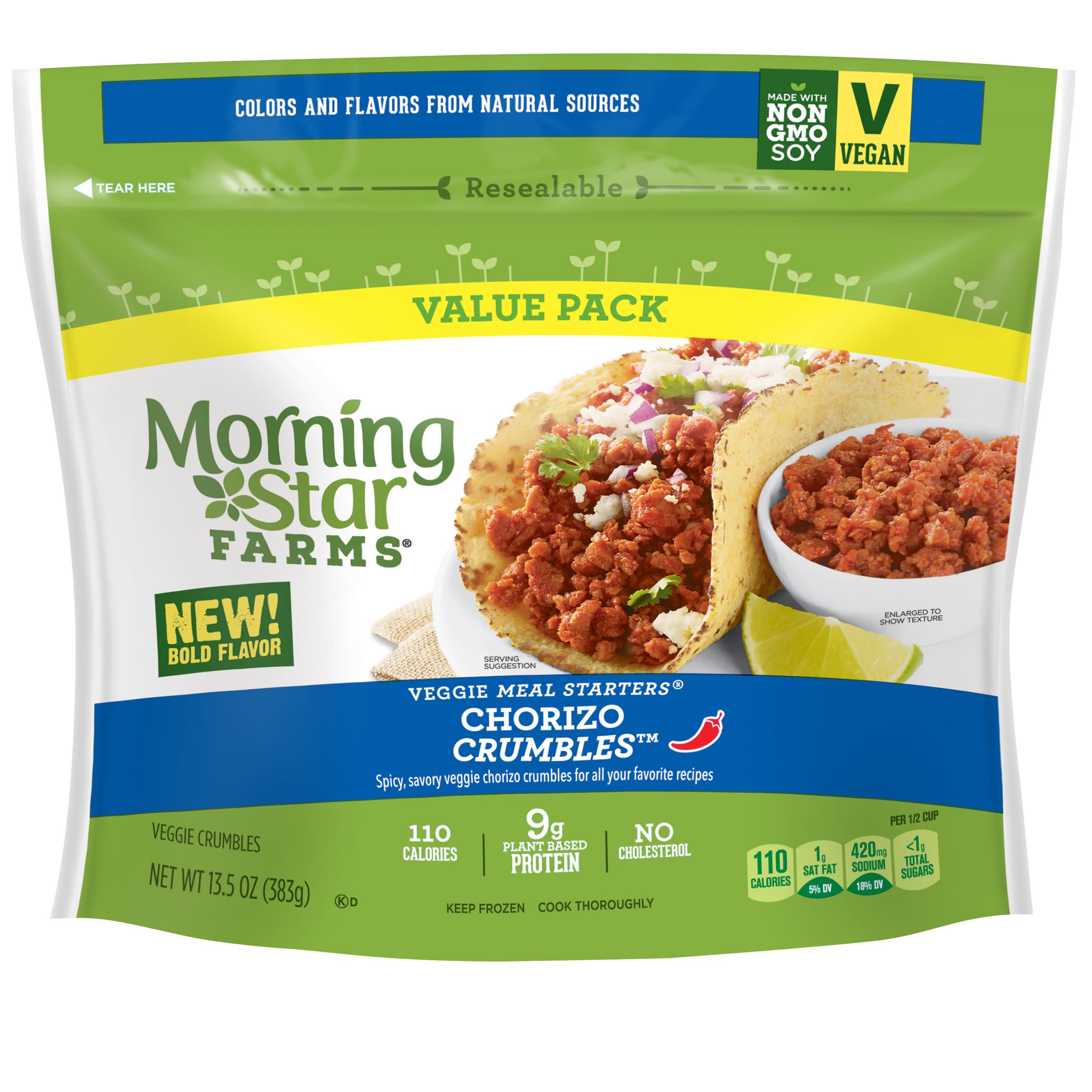 Image result for morning star chorizo