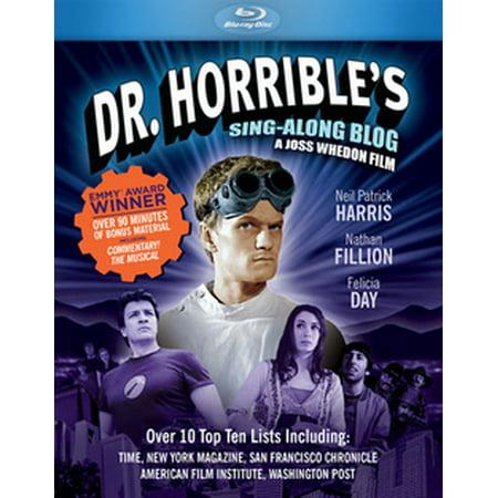 Dr. Horrible's Sing-Along Blog (Blu-ray)