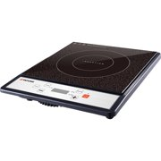 Tatung TICT-1502MW 1500W Cook Top with Cooking Pot, Black