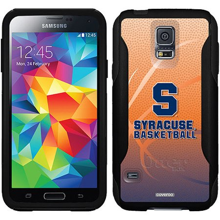 Syracuse University Basketball Design On Otterbox Commuter Series Case For Samsung Galaxy S5